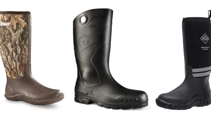 Best cheap alternative muck boots for equestrians - Men and women
