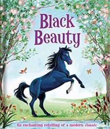 Black Beauty kids book by Igloo Books