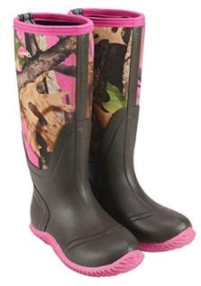 HISEA Women's Rubber Muck Boots