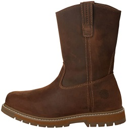 Classic Soft Toe Leather Work Boot