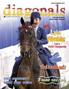 Diagonals Horse magazine