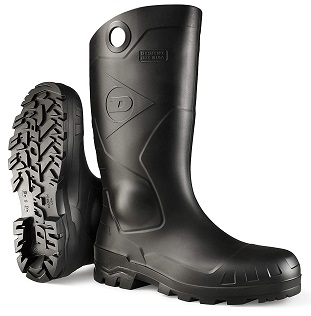 Dunlop Chesapeake Boots with Safety Steel Toe