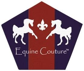 Equine Couture horse brand logo