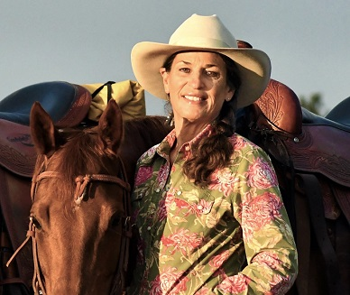 Julie Goodnight famous western horse trainer