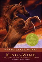 King of the Wind horse book cover
