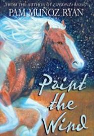 Paint the Wind book by Pam Muñoz Ryan