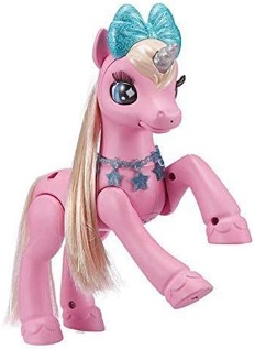 Pets Alive My Magical Unicorn Battery-Powered Interactive Robotic Toy