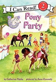 Pony Scouts kids horse book series