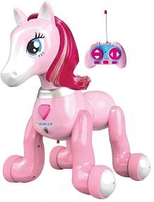 Robo Pets Remote Control Unicorn Toy