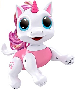 Robo Pets Unicorn Toy for Girls and Boys