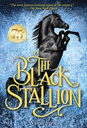 The Black Stallion book by Walter Farley