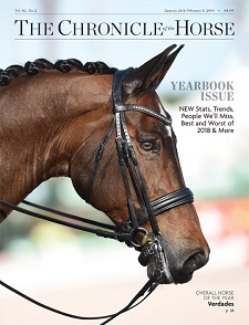 The Chronicle of the Horse magazine