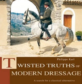 Twisted Truths of Modern Dressage training book