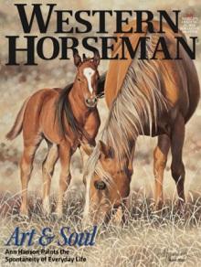 Western Horseman magazine for western riders