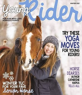 Young Rider magazine for kids