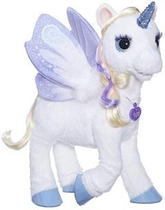 furReal StarLily, My Magical Unicorn Interactive Plush Pet Toy