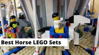 Best Horse LEGO Sets for kids and young equestrians