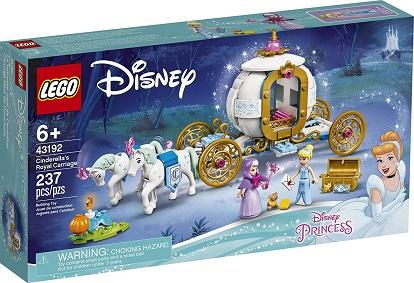 LEGO Disney Cinderella's Royal Carriage