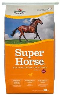 Manna Pro horse breed brand