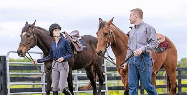 Murry State University equine program