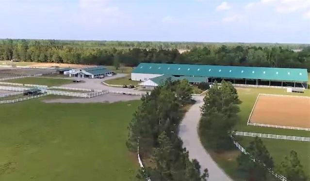 St. Andrews University equine campus in North Carolina