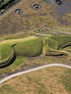 650 natural horse sculpture in the UK, Sultan the Pit Pony