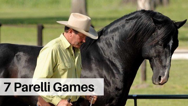 7 Parelli Games natural horsemanship horse training
