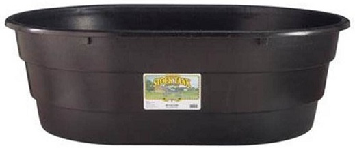Behlen Country Little Giant Oval Poly Stock Tank