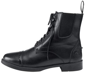 Dover Saddlery Riding Sport Ladies' Provenance Lace Paddock Boots