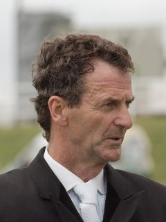 Mark Todd famous horse rider from New Zealand