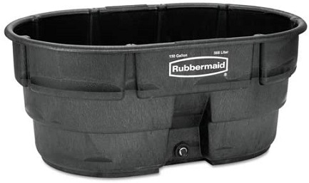 Rubbermaid Commercial Livestock Water Tank