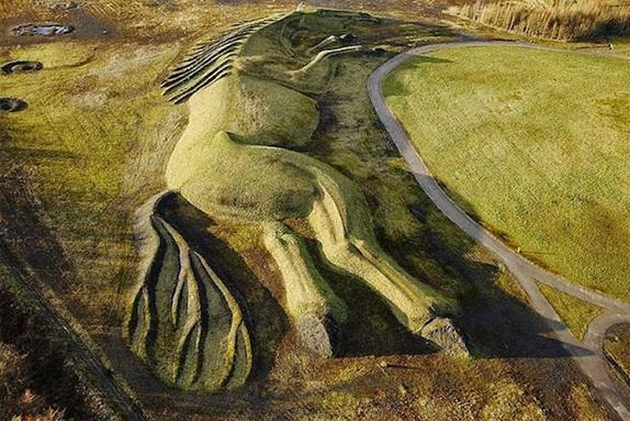 Sultan the Pit Pony sculpture