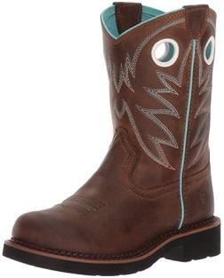 ARIAT Unisex-Child Probaby Western Boot