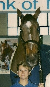 Big Ben, famous showjumping horse