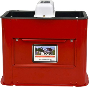 Brower MK32 Heated Waterer for Horses and Cattle