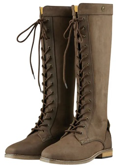 Dublin Westport Womens Country lace up Boots