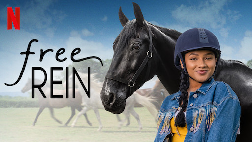 Free Rein TV show that is similar to Heartland