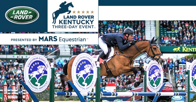 Land Rover Kentucky Three-Day Event
