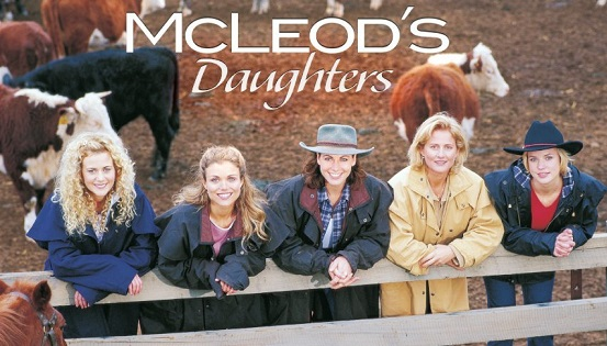 McLeod's Daughters, Australian TV series