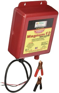 Parmak MAG12-UO 12-Volt Battery Operated Fence Charger