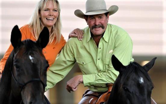 Pat and Linda Parelli