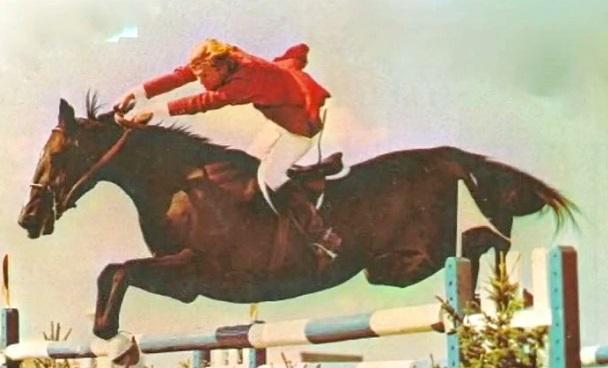 Rodney Jenkins riding Idle Dice