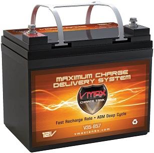 VMAX V35-857 12 Volt 35AH Deep Cycle Battery