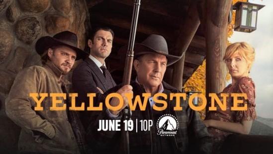 Yellowstone, American western TV series