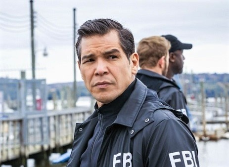 Actor Nathaniel Arcand on FBI TV seriesActor Nathaniel Arcand on FBI TV series