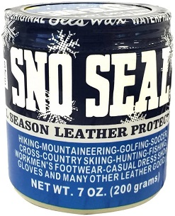Atsko Sno-Seal Original Beeswax Waterproofing