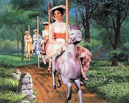 Carousel Horses (Mary Poppins)