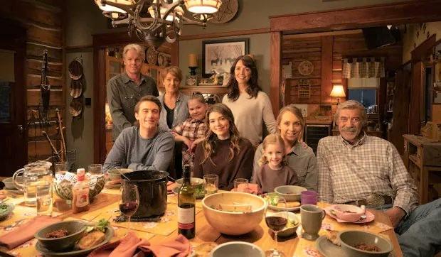 Main cast for Heartland Season 15 on CBC