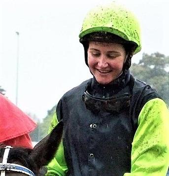 Michelle Payne, famous female racehorse jockey