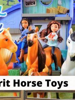 Best Spirit Riding Free horse toys for kids